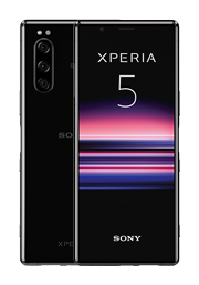 Sony Xperia 5 Dual-SIM 128GB, Black