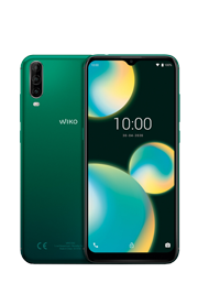 Wiko View 4 Lite Dual SIM 32GB, Deep Green