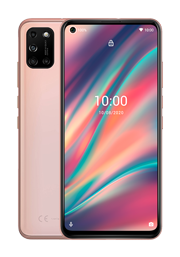 Wiko View 5 Dual SIM 64GB, Peach Gold