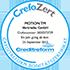 handytick.de ist mit dem Bonitätszertifikat CrefoZert ausgezeichnet worden.