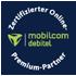 handytick.de ist zertifizierter mobilcom-debitel Premium Online-Partner.